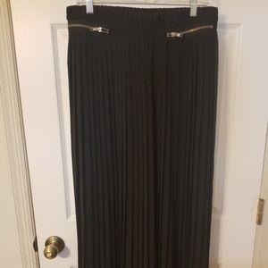 NY&CO Black Maxi Skirt